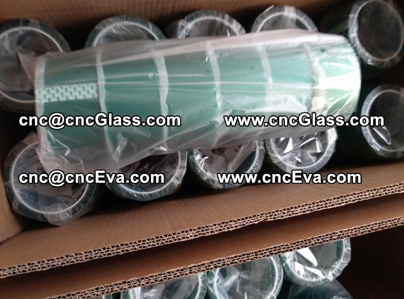 Oven green tape Green Vacuum Tape Lami green tape (5)